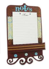 Quick and easy gift - memo board