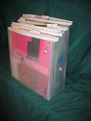 Scrap-eze - way to organize your scraps