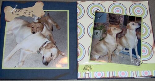 Puppy Brag Book