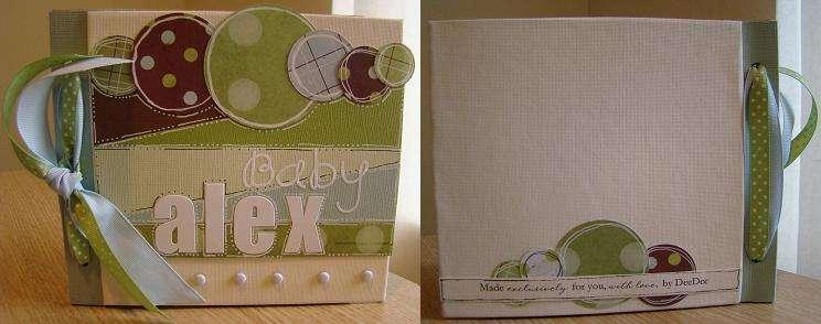 Baby Alex PBA