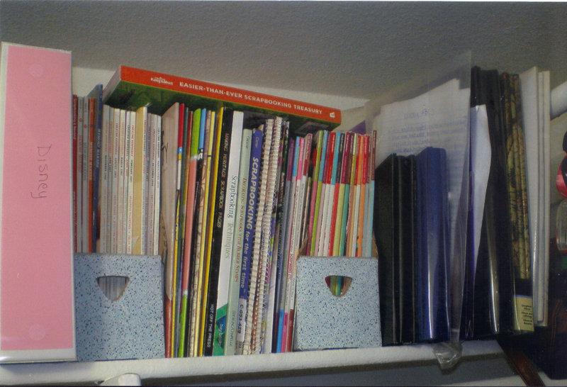 Scrapcloset magazines-albums