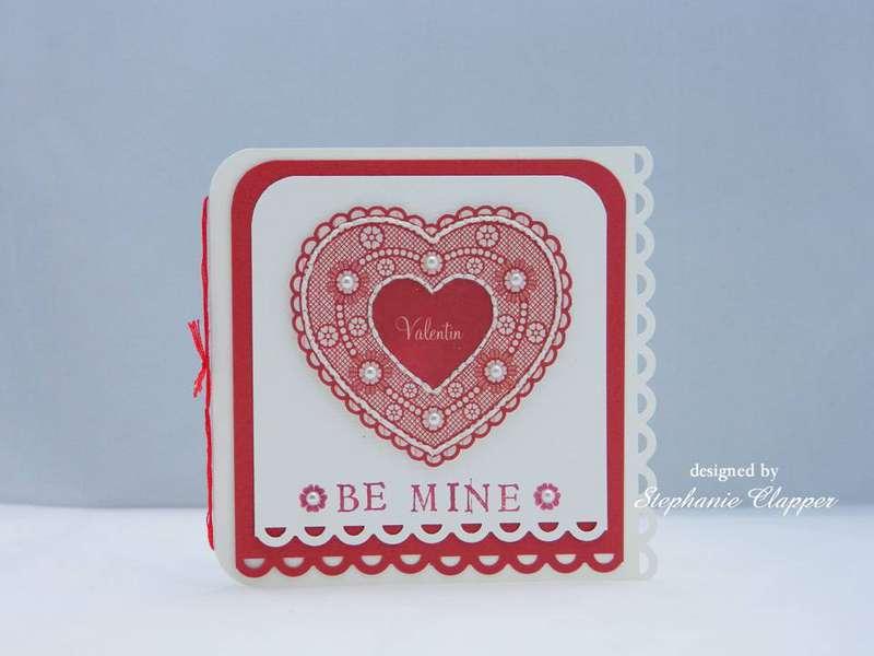 Be Mine Valentin Card