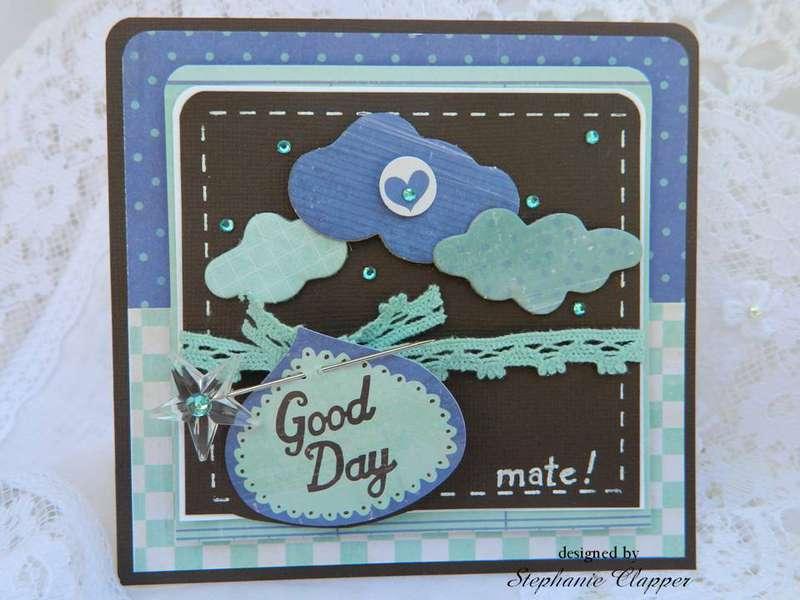 Good Day Mate Card