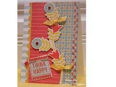 Think Happy Card