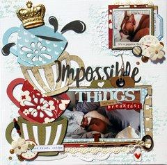 Impossible Things Before Breakfast