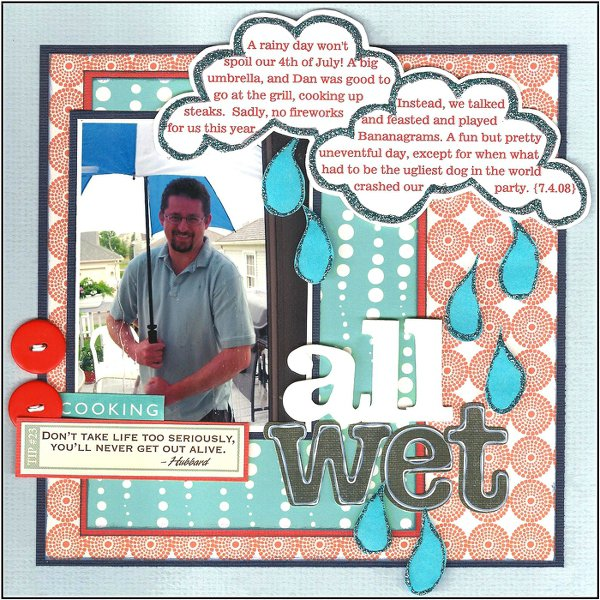 All Wet {Color Combos Galore #113}
