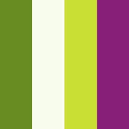 Duet {Color Combos Galore #123}