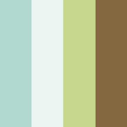 Street Eats {Color Combos Galore #139}