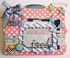 Heidi Swapp Fab family Color Pop