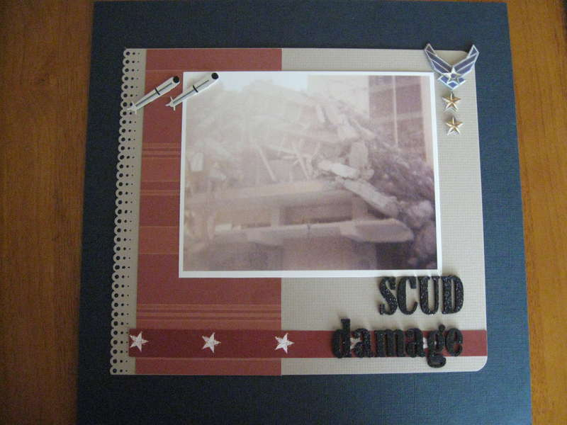 SCUD Missile Damage