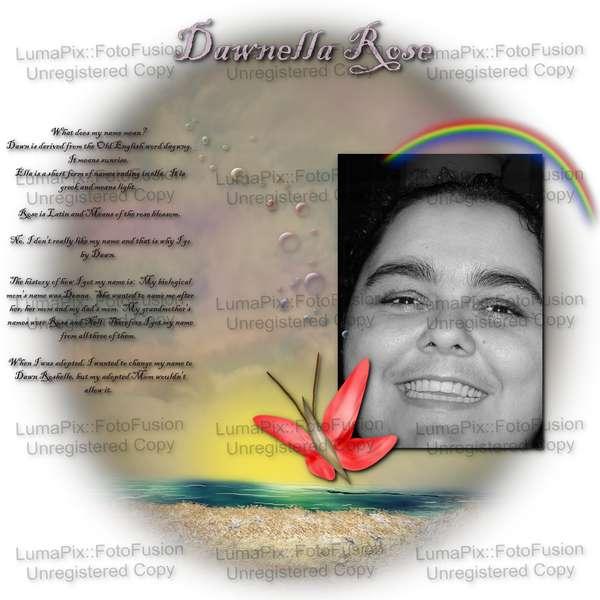 Dawnella Rose