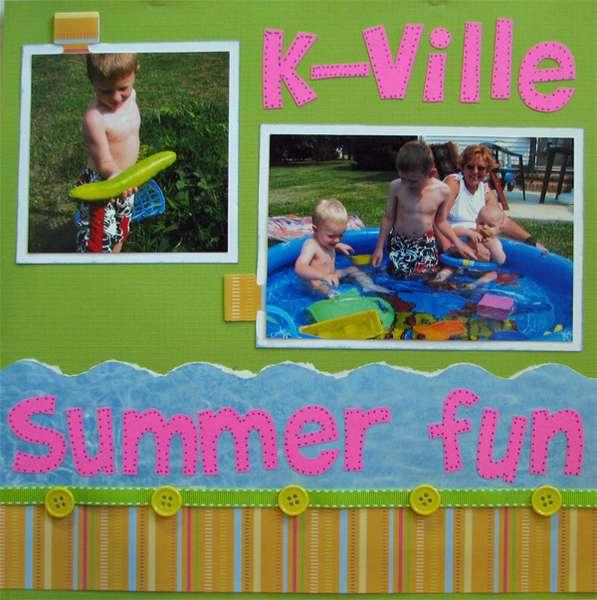 Keysville Summer Fun