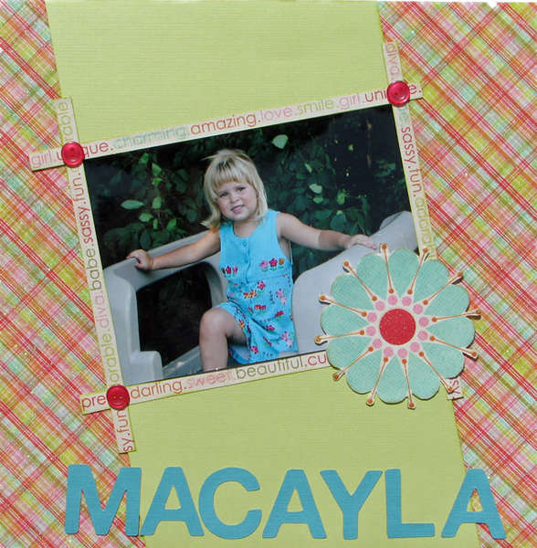 Macayla