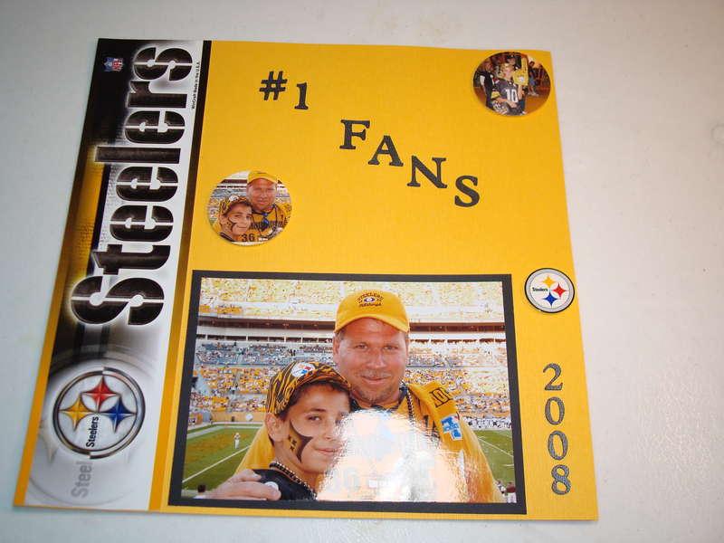 #1 Steeler Fans