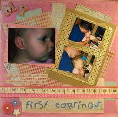 My First Earrings