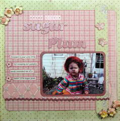 Sweet little sugar plum