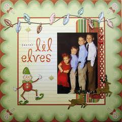 Santa's Lil Elves
