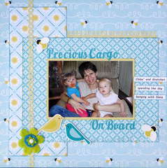 Precious Cargo on Board
