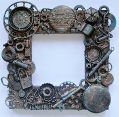 Altered Steampunk Frame