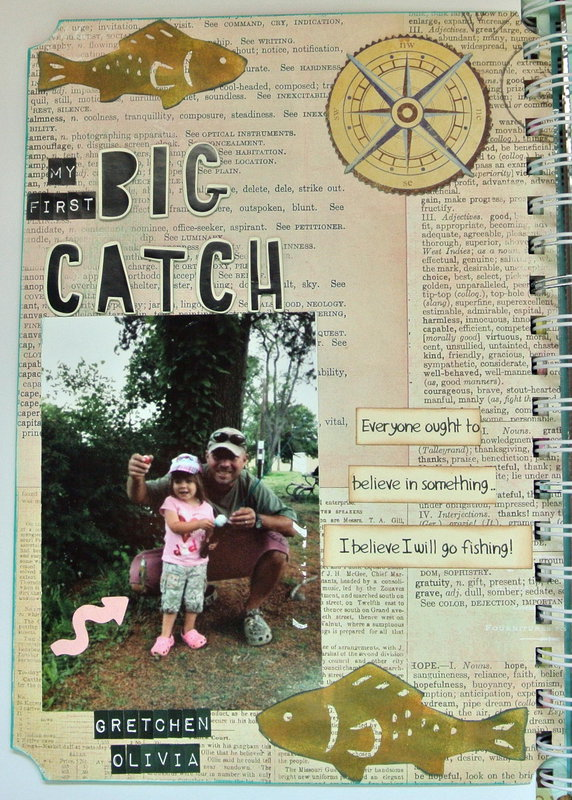 My first big catch
