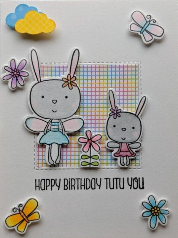 Happy Birthday TuTu You