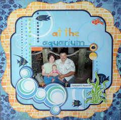 Chillin' at the aquarium