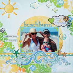3 Beach Bums