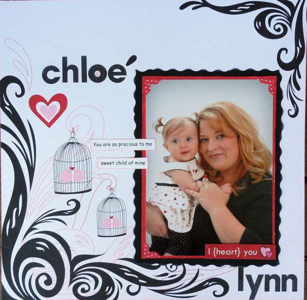 I (heart) you chloe' lynn