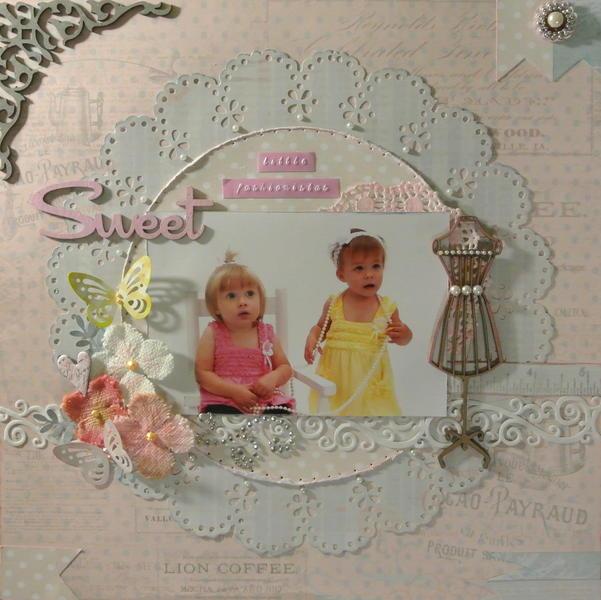Sweet Little Fashionistas