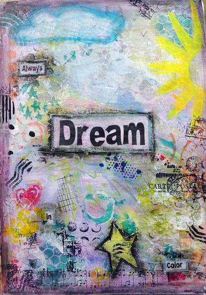 Always dream in color