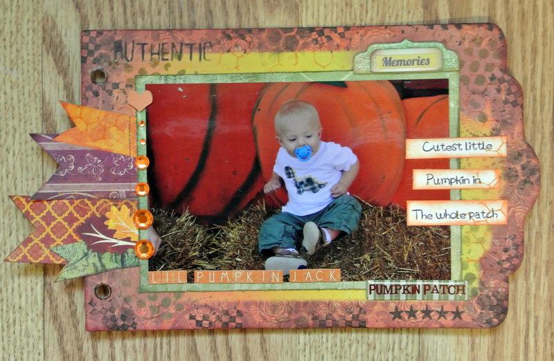 Lil Pumpkin Jack
