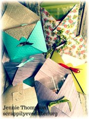 quick gift wrap envelopes
