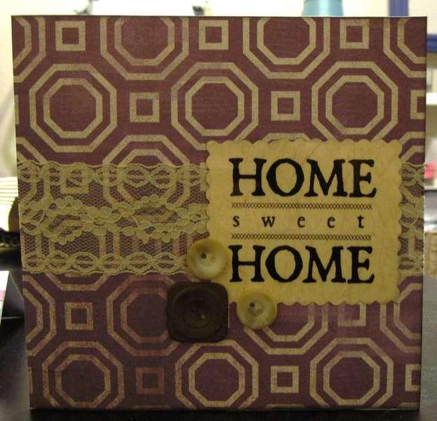 Home Sweet Home (1)