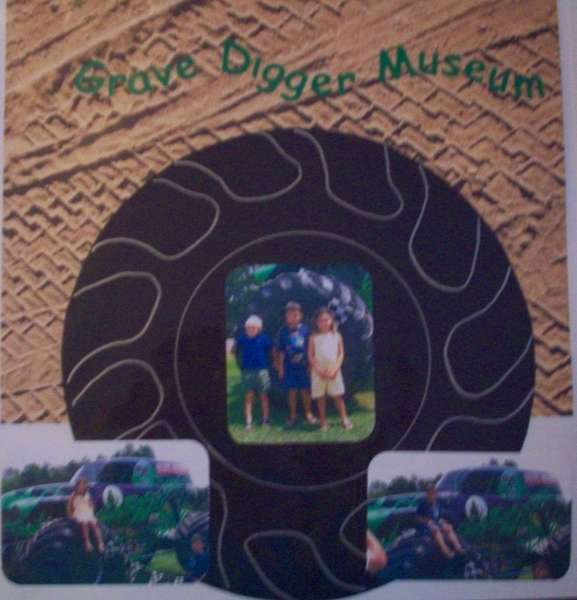 Grave Digger Museum