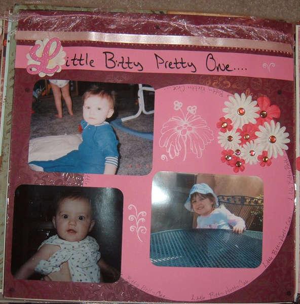 Little Bitty Pretty One