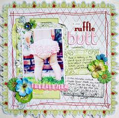 Tiny Ruffle Butt