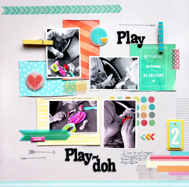 Play Play-doh  *New AC*