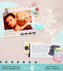 You & Me *Fancy Pants Designs*
