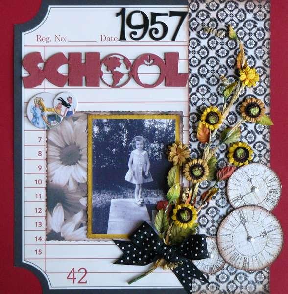 """'School 1957"""""""