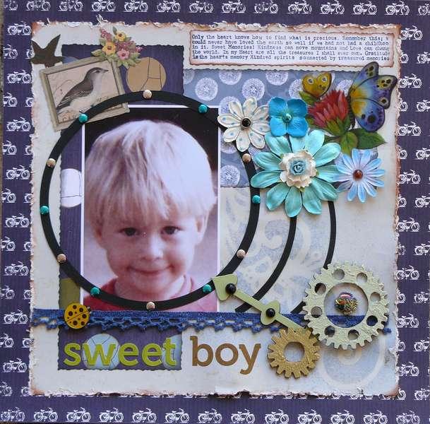 """""""Sweet Boy"""""""