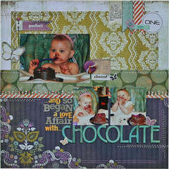 Chocolate Challenge: ...And so Began a Love Affair with Chocolate