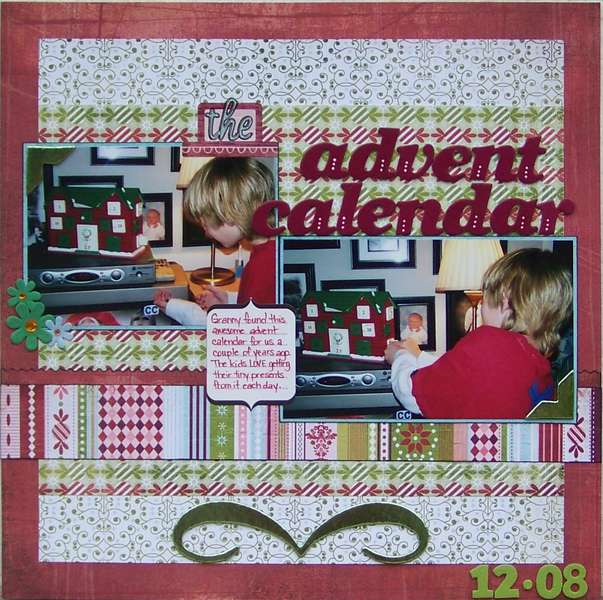 The Advent Calendar