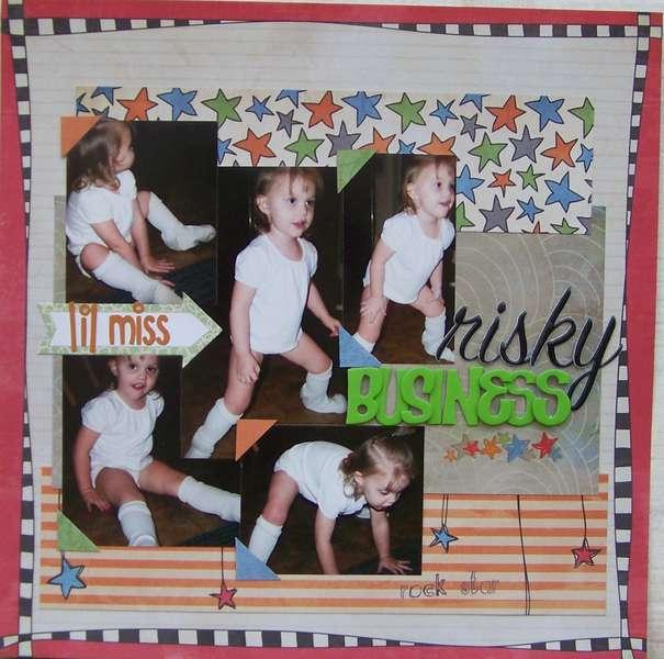 Lil Miss Risky Business