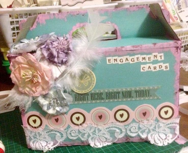 Altered Chocolate Box