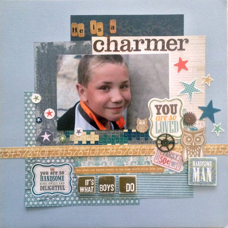 He is a Charmer