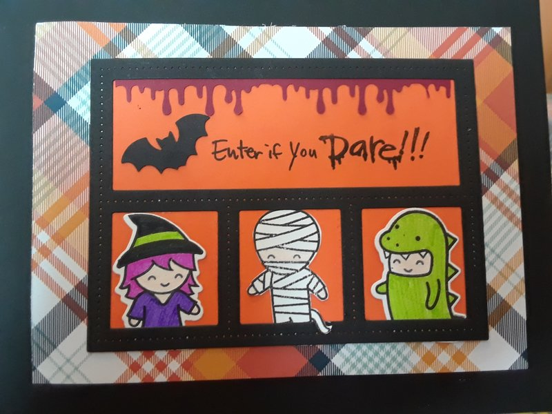 Enter if you Dare!