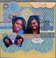 Inseparable~sisters #27