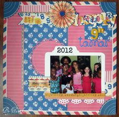 Happy 9th Tamar