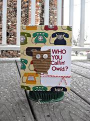Who You Callin' Owld?