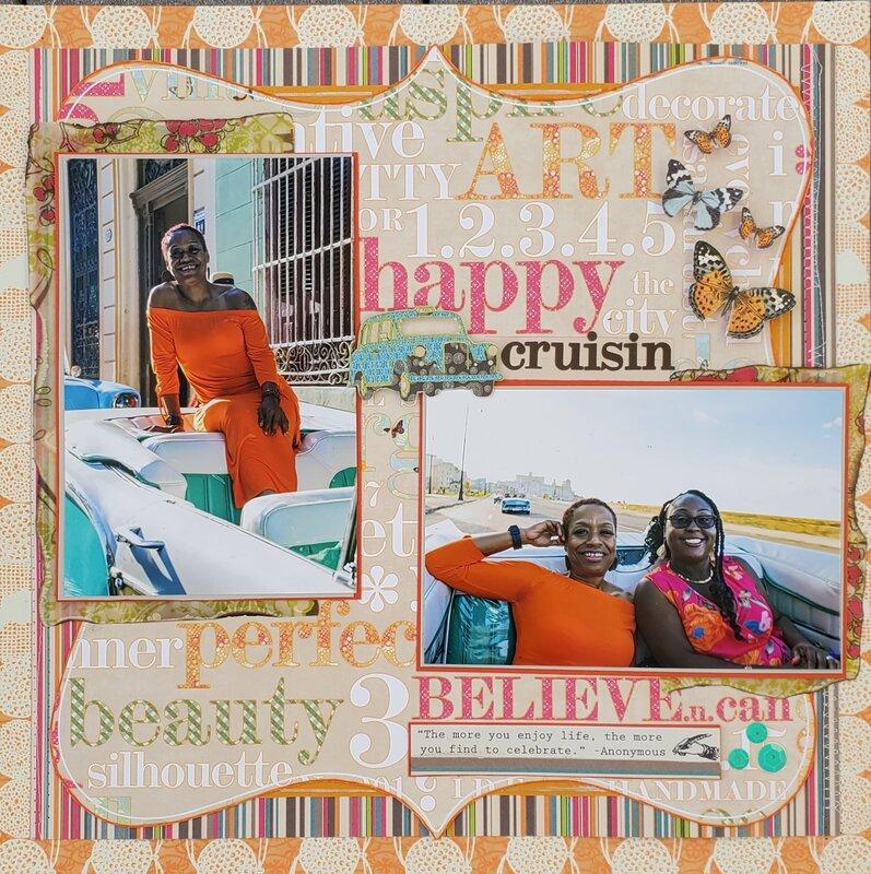 hAPPY cRUISIN